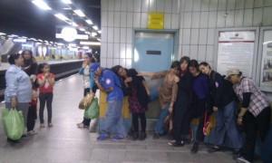 Tanzprojekt Metro