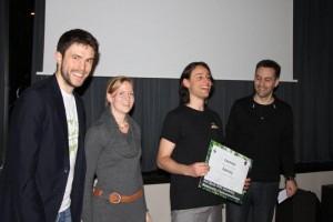 WWF Hub Fellowship: Preisverleihung
