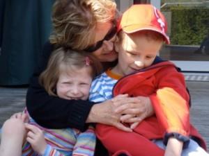 B. Trümpy Birkeland und ihre Enkelkinder