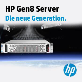 HP ProLiant Gen8 Server