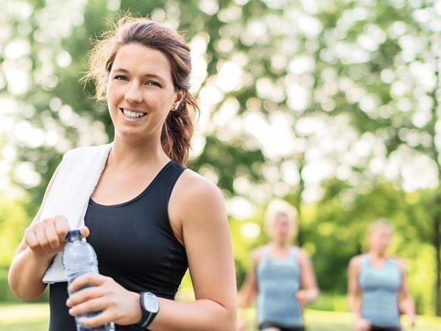 Kennenlernen Sportliche Frauen
