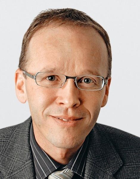 Personenfoto von Jörg Schnyder