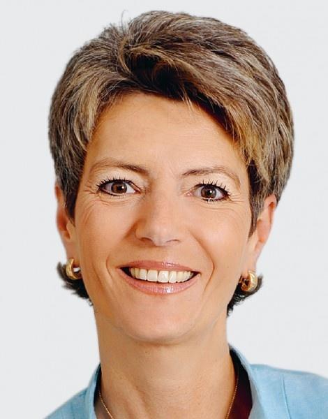 Personenfoto von Karin Keller-Sutter