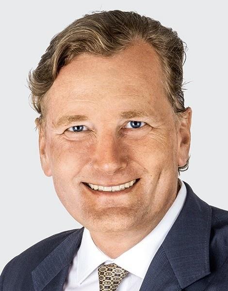 Personenfoto von Joachim Schoss
