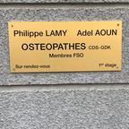 Mr AOUN, osteopath in Genève