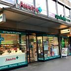 Amavita Bahnhofplatz Zürich, COVID-19 Test Zentrum in Zürich
