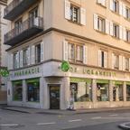 Test et vaccination COVID de la pharmacie de l'Orangerie, centre de dépistage COVID-19 à Neuchâtel