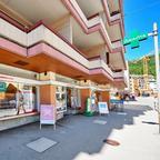 Amavita St. Moritz-Bad, COVID-19 Impfzentrum in Sankt Moritz