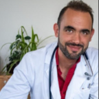 Dr Lima Faria, general practitioner (GP) in Geneva