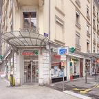 Amavita Plainpalais, Impfzentrum in Genf