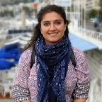 Ms Bahramabadi, psychologist in Geneva