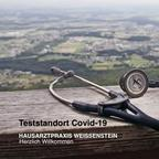 Covid-Test Standort Hausarztpraxis Weissenstein, COVID-19 Test Zentrum in Langendorf