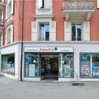 Amavita La Harpe, COVID-19 Impfzentrum in Lausanne