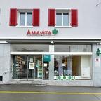 Amavita Apotheke Albisstrasse, Impfzentrum in Zürich