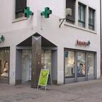 Amavita Vorstadt, Impfzentrum in Schaffhausen