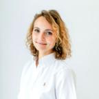Frau Giehl, Dentalhygienikerin in Zürich