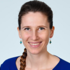 Ms Duclos, physiotherapist in Lausanne