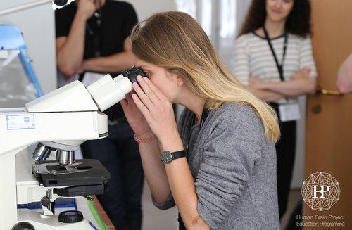 HBP Lab visits