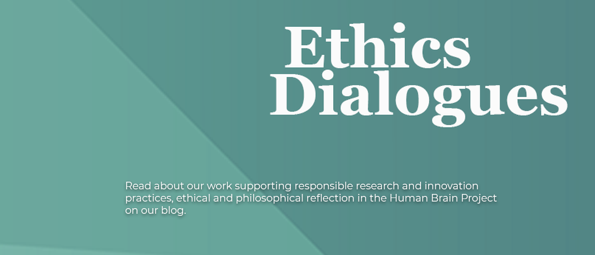 Read about our work supporting responsible research and innovation practices, ethical and philosophical reflection in the Human Brain Projecton our blog.